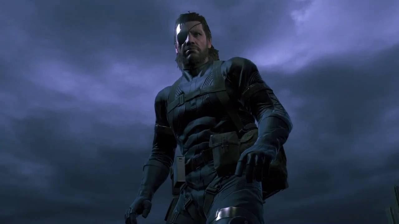 Mgsv Ground Zeroes All Easter Egg Deja Vu Mission Intros Big Boss Solid Snake Cyborg Ninja