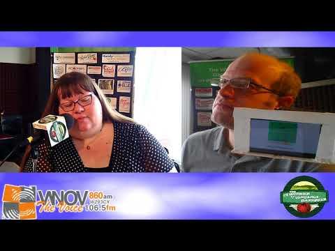 S2E11 (Segment) Ways to collect rain water  TWVG Radio show