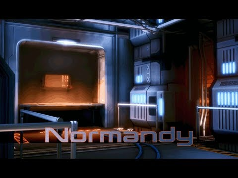 Mass Effect 3 - Normandy: AI Core (1 Hour of Ambience)