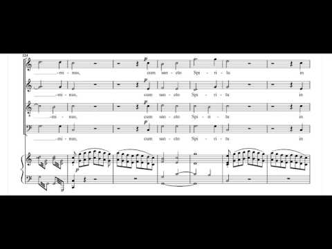Schubert - Mass No. 4 in C major, D. 452