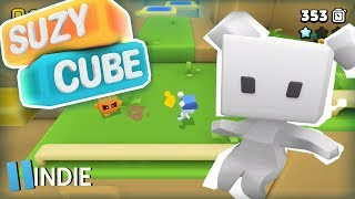 Suzy Cube - PC Gameplay - Pausa Indie