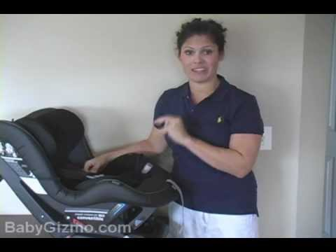 Peg Perego Primo Viaggio 5-70 Convertible Car Seat Review
