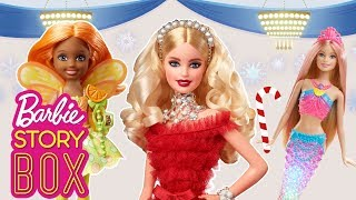 Barbie Throws a Holiday Ball for Mermaids, Fairies, and Friends | Barbie