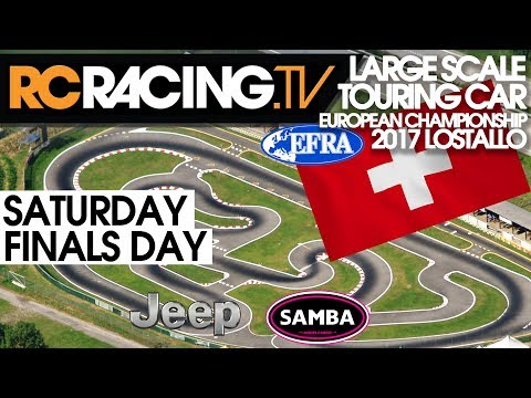 EFRA LSTC Euros - Saturday, Finals Day - LIVE!
