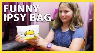 FUNNY IPSY BAG (7/16/17)