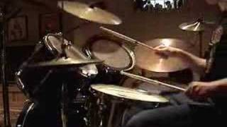 16 year old drummer plays The Black Page