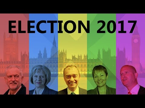 UK GENERAL ELECTION 2017 - BRIGHTON PAVILION CONSTITUENCY DECLARATION