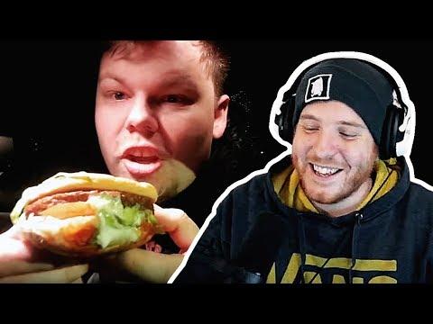 Unge REAGIERT auf Tanzverbot Veganer Burger Fail!   #ungeklickt