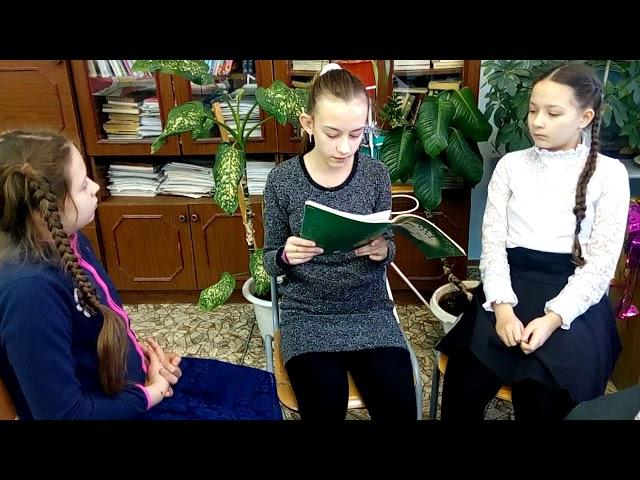 Изображение предпросмотра прочтения – ЕлизаветаТарасова читает отрывок изпроизведения «Мальчик-Звезда» О.Уайльда