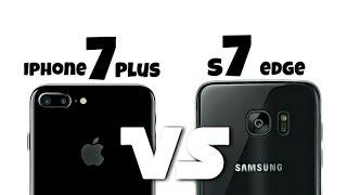 مقارنه تفصيليه IPhone 7 Plus VS S7 Edge •كيف تختار•