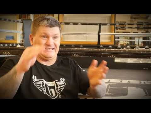EXCLUSIVE : Ricky Hatton on Gorman vs Dubois, his biggest nights & more