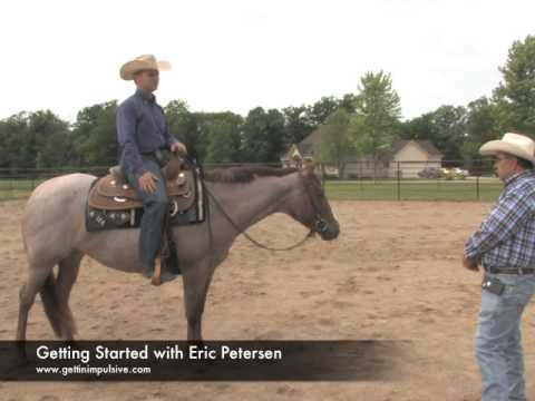 Advice On Getting Started with Eric Petersen
