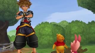 Kingdom Hearts 2 HD Final Mix MOVIE (Disney