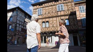 Cité médiévale de Châtillon-sur-Chalaronne