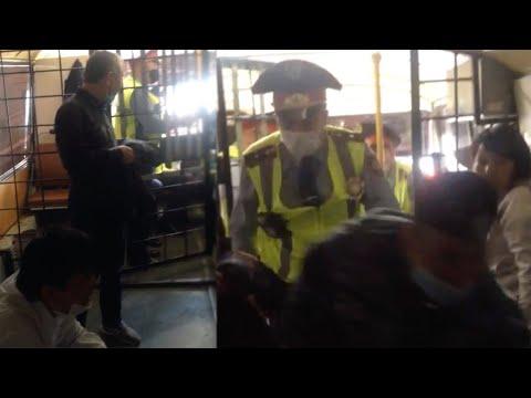 Задержанные в Астане и Павлодаре. Позорная дезинфекция накануне митинга. 06.06.2020 / БАСЕ