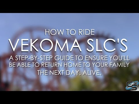How to Ride Vekoma SLC's