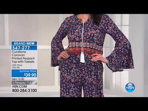 HSN | Curations Caravan Fashions 06.15.2017 - 06 PM