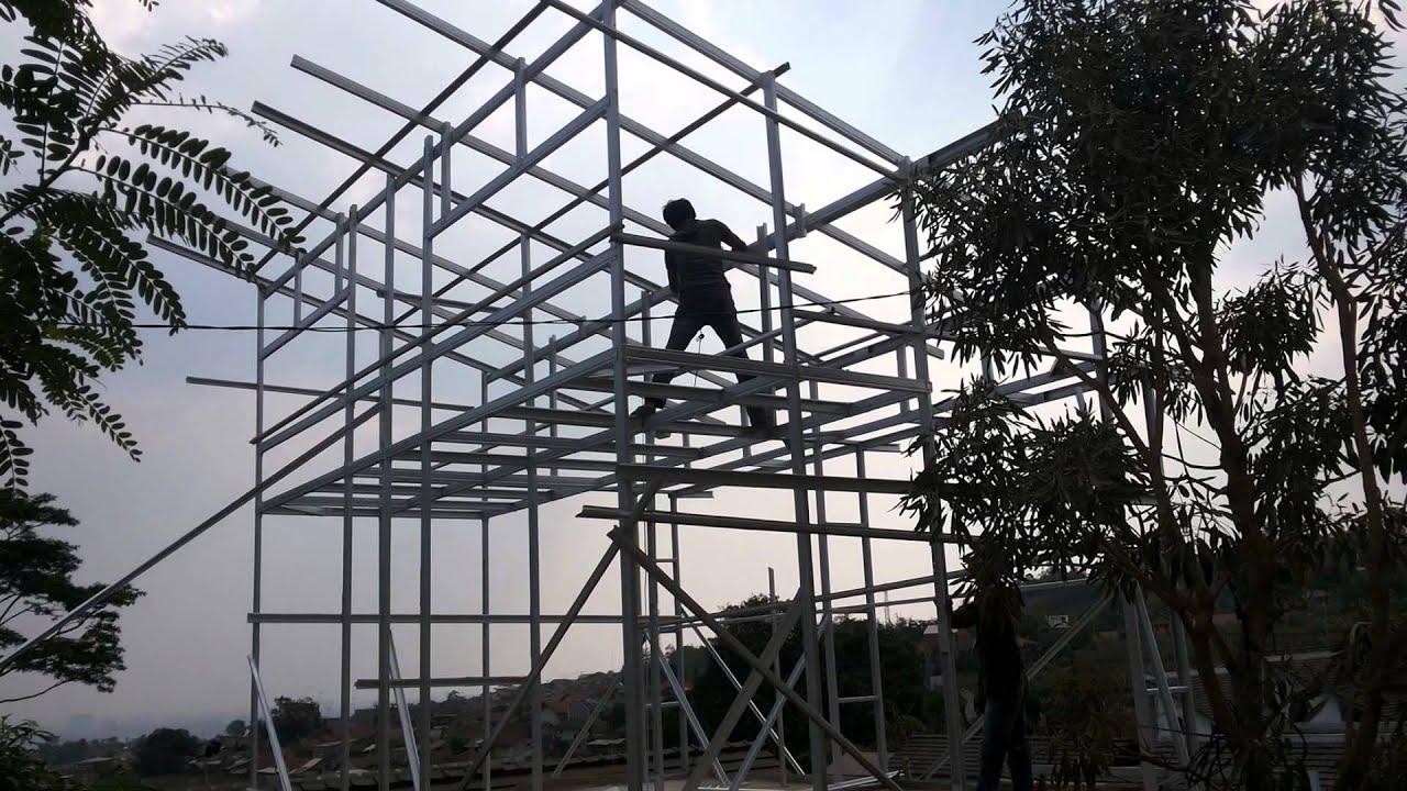 harga rangka atap baja ringan ph.0822-14146314 cara membuat struktur rumah ...