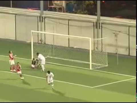 Home Utd 4-1 South China (Hong Kong) : AFC Cup 2008