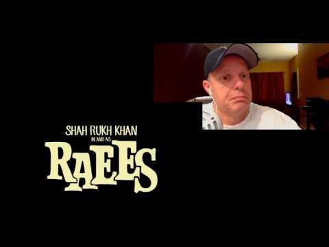 Raees Teaser Reaction - SRK I Nawazuddin Siddiqui I Mahira Khan