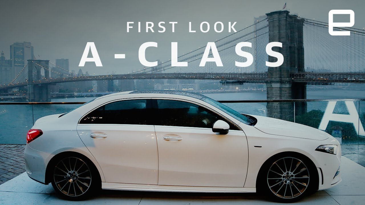 Mercedes Benz A Class >> Mercedes Benz A Class Sedan First Look