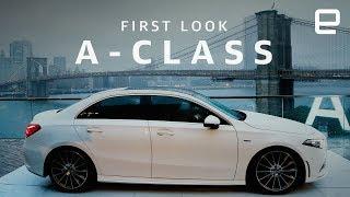 Mercedes-Benz A-Class sedan First Look thumbnail