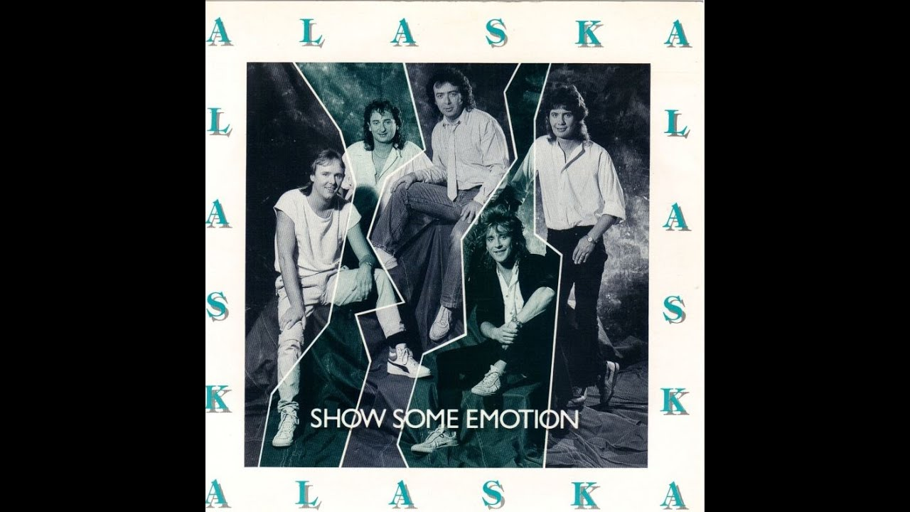 Alaska - Show Some Emotion (1985, AOR / Melodic Rock from UK)