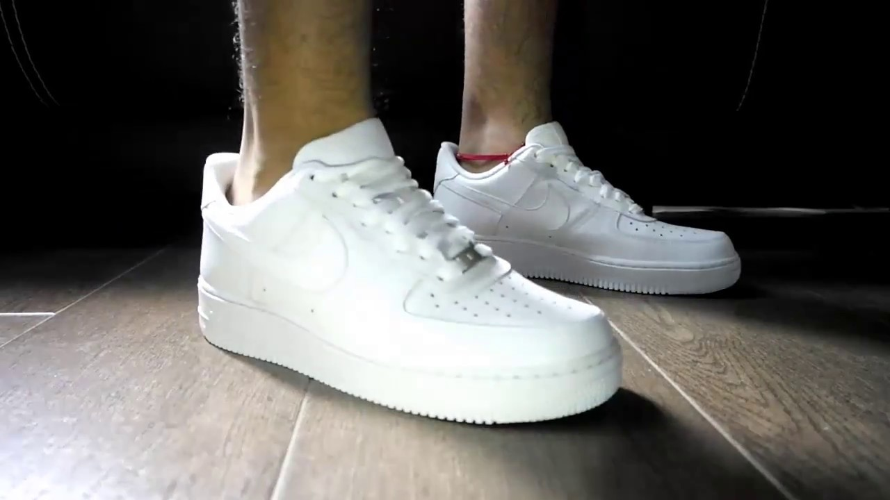 NIKE AIR FORCE ONE || UNBOXING || ON FEET & REVIEW