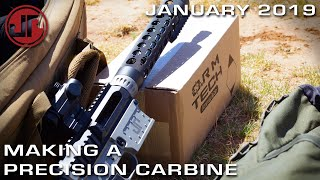 Optimal Ammo: Making a Precision Carbine with Brian Whalen