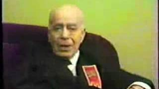 Plinio Corrêa de Oliveira: The Cause of the Christian Civilization, 27 oct 1982 Part 2