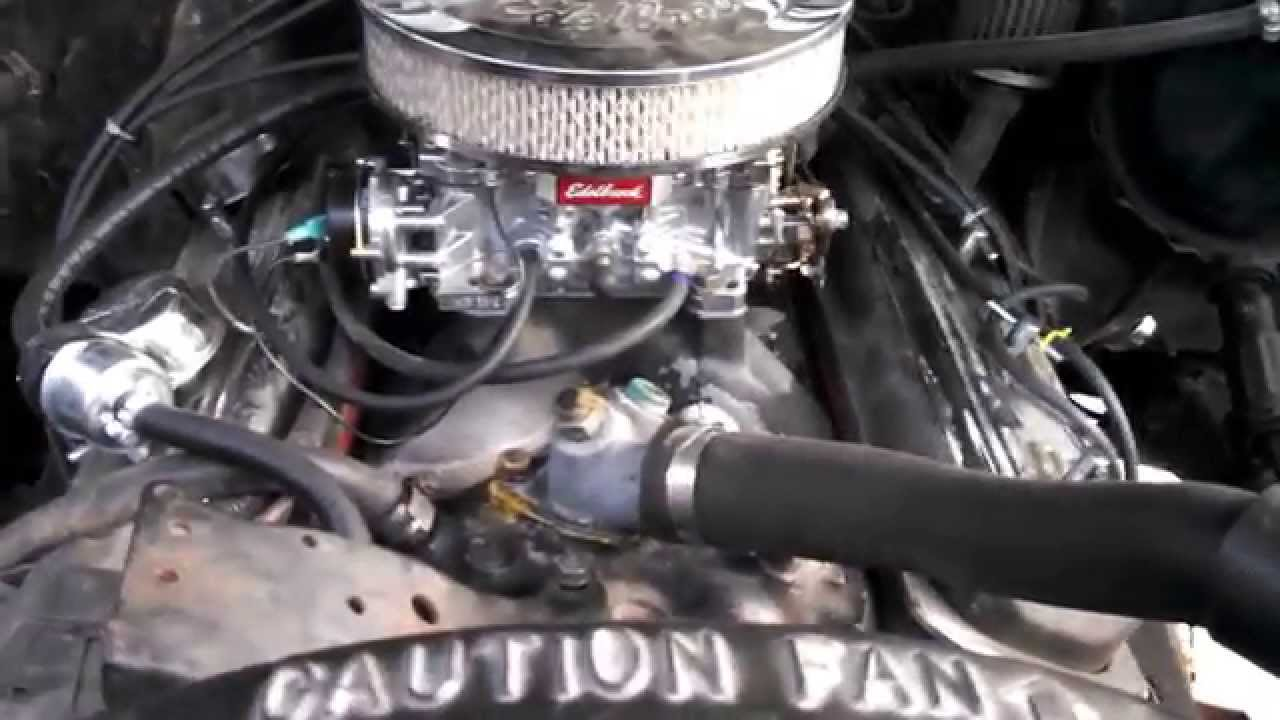 351 Ford Engine Wiring Diagram 1981 Chevy K20 Quot Update Quot New 4bbl Carb On 350 Youtube