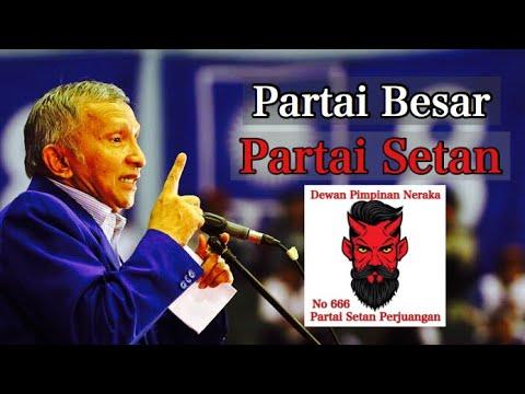 Amin Rais : Partai Setan Dan Partai Allah....??????   (Kutipan Viral Media Online)