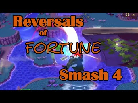 Reversals of Fortune in Smash 4