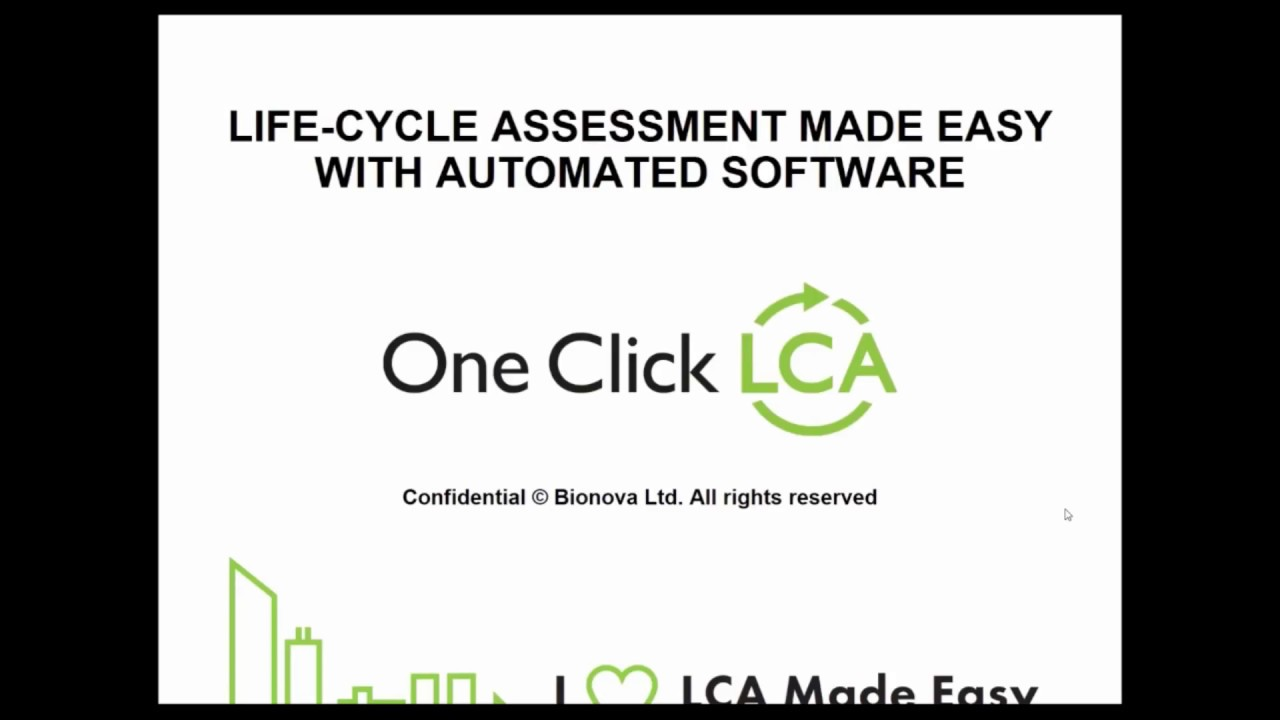 How to get started with calculations in One Click LCA