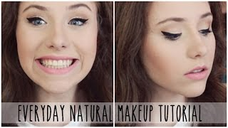 ♡ Everyday Neutral Makeup Tutorial
