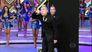 Gamarjobat domingão do faustao
