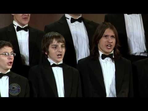 In Taberna Carmina Burana C.Orff - Moscow Boys' Choir DEBUT