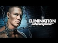 WWE 2K17 Universe mode highlights 32 Elimination Chamber PPV