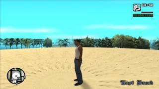 GTA San Andreas C# Teleporter Trainer