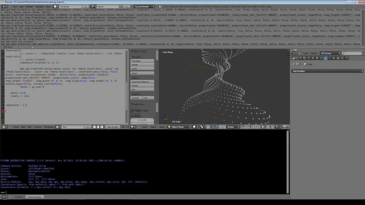 Python scripting tutorial for beginners   python tutorial   python.