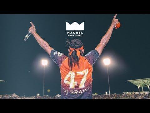 Machel Montano - CPL T20 Semis 2018 Half Time Show Recap  [ NH PRODUCTIONS TT ]