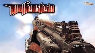 Wolfenstein The New Order Gameplay: Dead Enemy