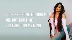 None Of My Business (Lyric Video) - Cher Lloyd