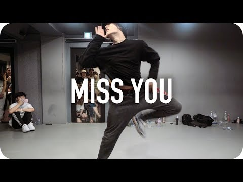 Miss You - Cashmere Cat, Major Lazer, Tory Lanez / Junsun Yoo Choreography
