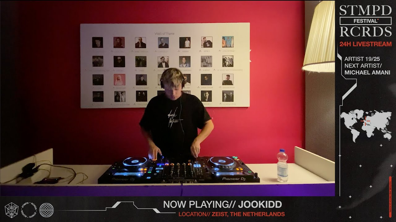 Download JOOKIDD LIVE @ STMPD RCRDS FESTIVAL