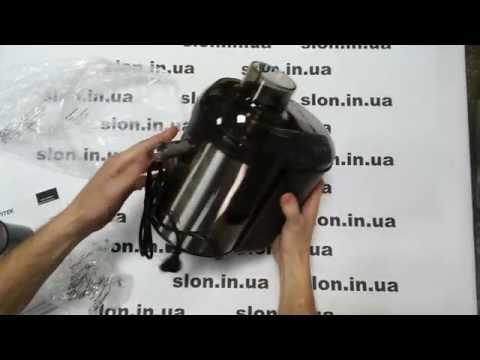Распаковка Соковыжималка VITEK VT-3655