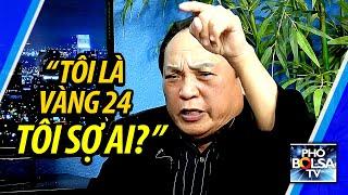 """Tại sao ông Ngô Kỷ không sợ chuyện về Việt Nam: """"Tôi là vàng 24, tôi sợ ai?"""""""