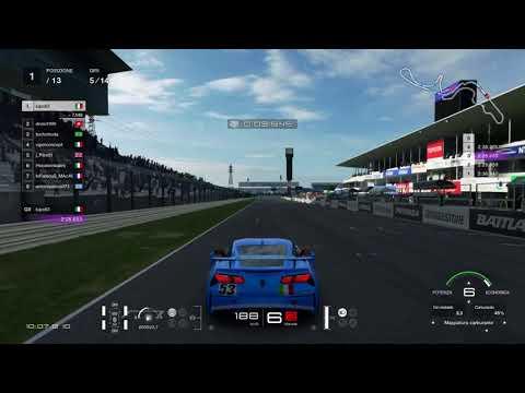 Gran Turismo™SPORT Viperconcept's Eco Cup-Hard Event