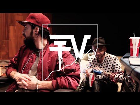 Techno ve studiu - Tokio Hotel TV 2015 EP 19 | #CZ