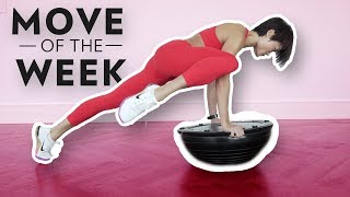 Move of the Week: Plank High Side